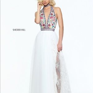 Sherri hill 51023 prom dress
